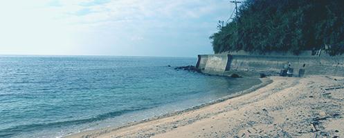 海水浴スポット